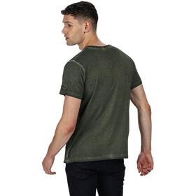 Regatta Calmon T-Shirt Men dark khaki